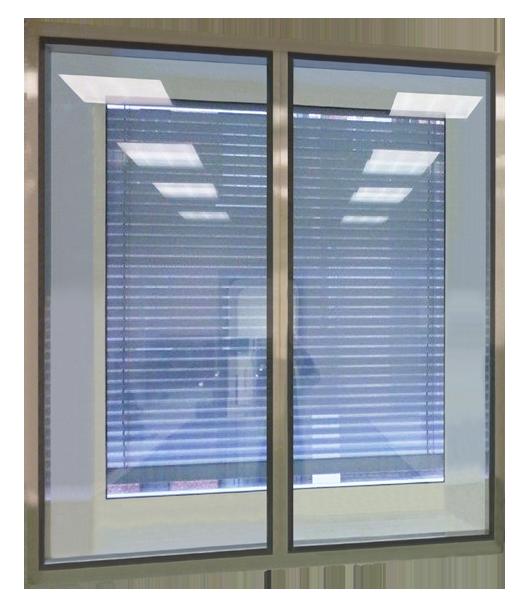 Secondary Glazing Vision Panel AR-Vs