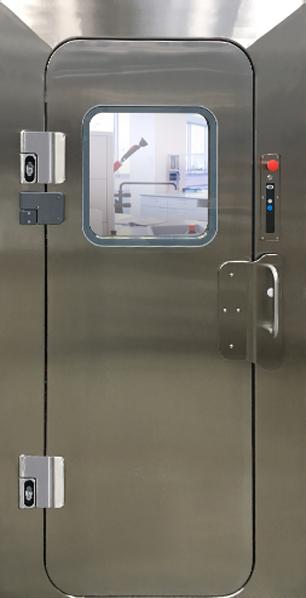 Inflatable Seal Door Set HC-ISD