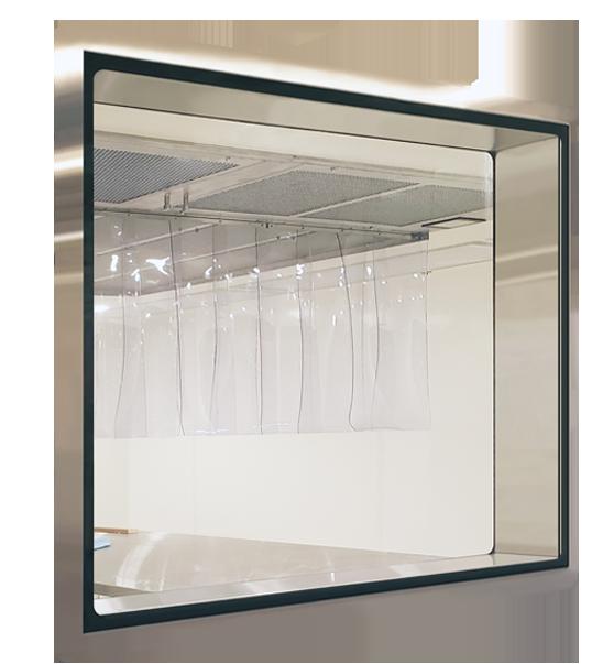 Double Glazed Vision Panel AR-V