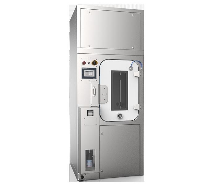 Integrated Decontamination Hatch MD-Hi