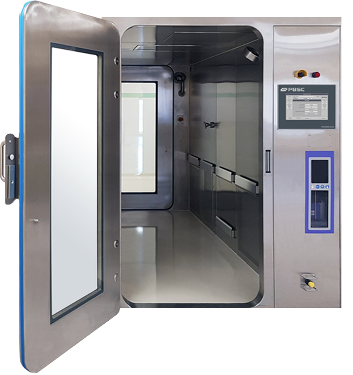 Integrated Decontamination Chamber MD-Ci