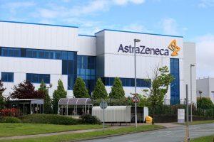 AstraZeneca's new manufacturing facility